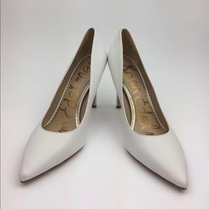 SAM EDELMAN Hazel Pointy Toe Pump sz 7